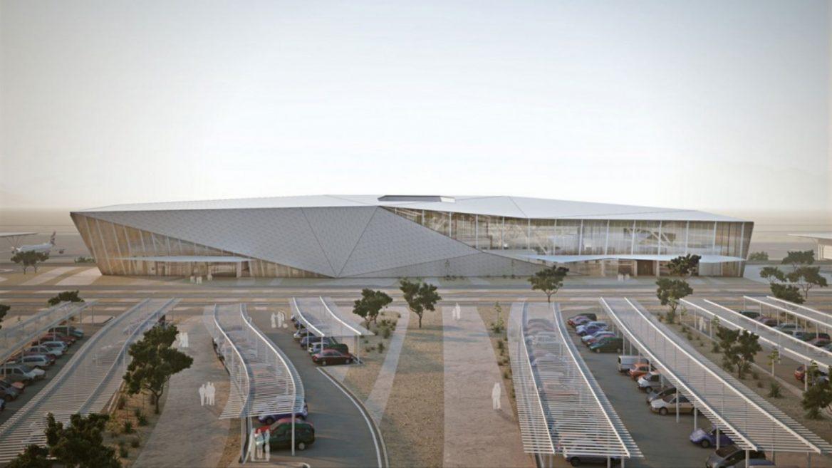 मिसाइल रोधी दीवार : जॉर्डन की सीमा के पास खुला नया इजरायली हवाई अड्डा
