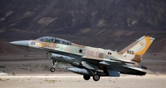 सीरिया की लड़ाई: ईरान के ठिकानों पर इजरायल ने किया हमला