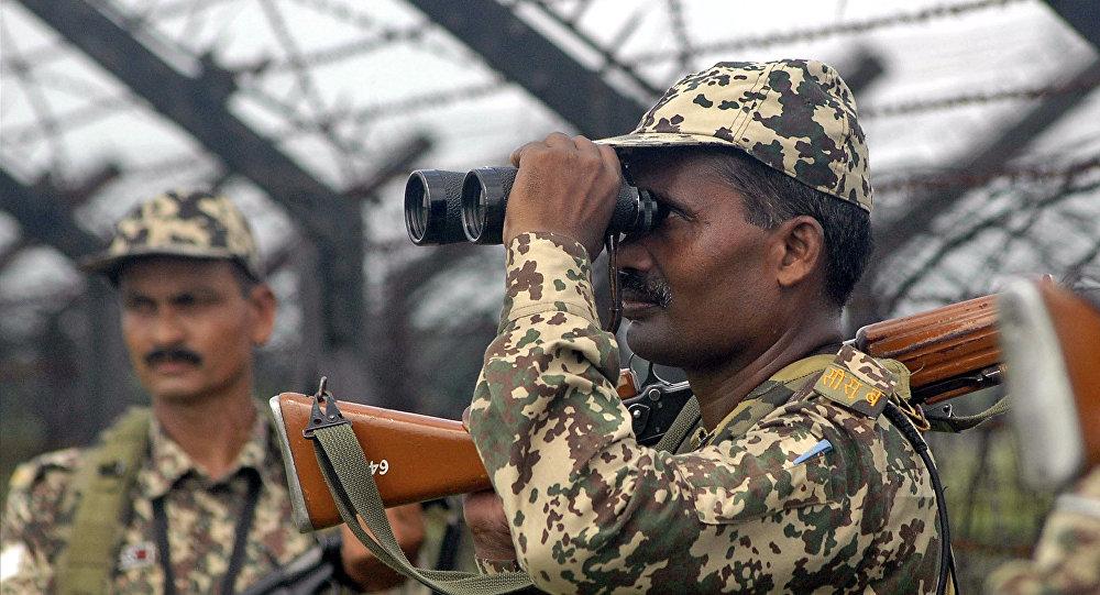 भारत-बांग्लादेश बॉर्डर गार्ड्स रोहिंग्या मुस्लिम शरणार्थियों पर तकरार
