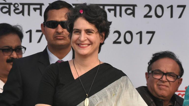 प्रियंका गांधी के आने से कांग्रेस बड़ी पार्टी बन सकती है!