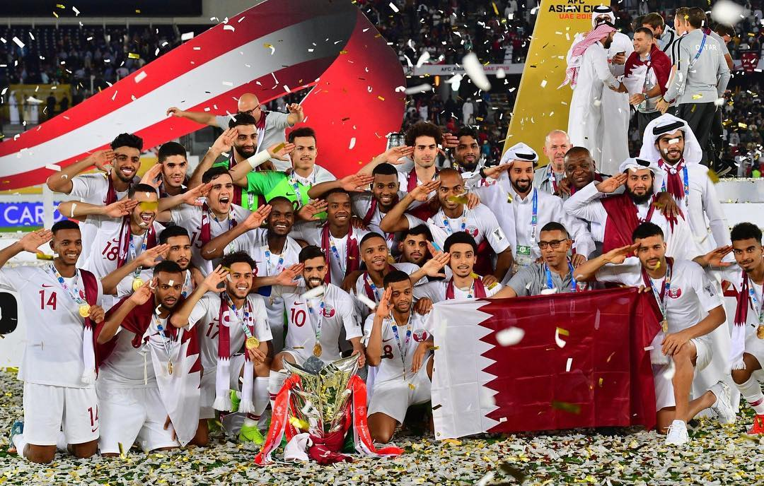 VIDEO:पहली बार एशियाई कप जीतकर इस मुस्लिम देश ने रचा इतिहास!