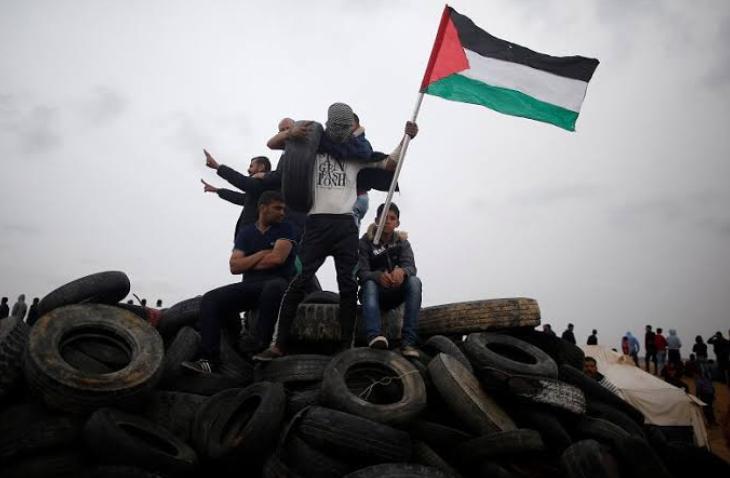 गाज़ा: इजरायली सैनिकों की फ़ायरिंग में एक और फलस्तीनी की मौत!