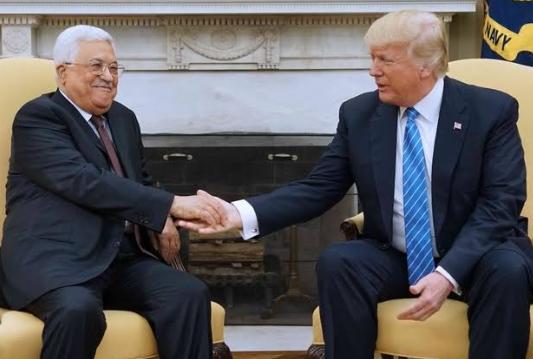 महमूद अब्बास अमरीका की 'डील आॅफ़ द सेंचुरी' को लागू करने की कोशिश कर रहे हैं- हमास