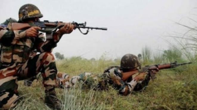 जम्मू-कश्मीर के पुलवामा में मुठभेड़, मेजर सहित चार सैनिक शहीद!
