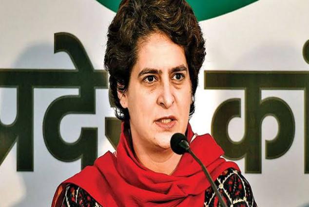 कांग्रेस को कमजोर करने वाले नेताओं को दिखाएंगे- प्रियंका गांधी