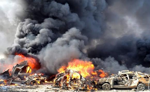 सीरिया में एक के बाद एक ब्लास्ट, दो दर्जन से ज्यादा लोगों की मौत!