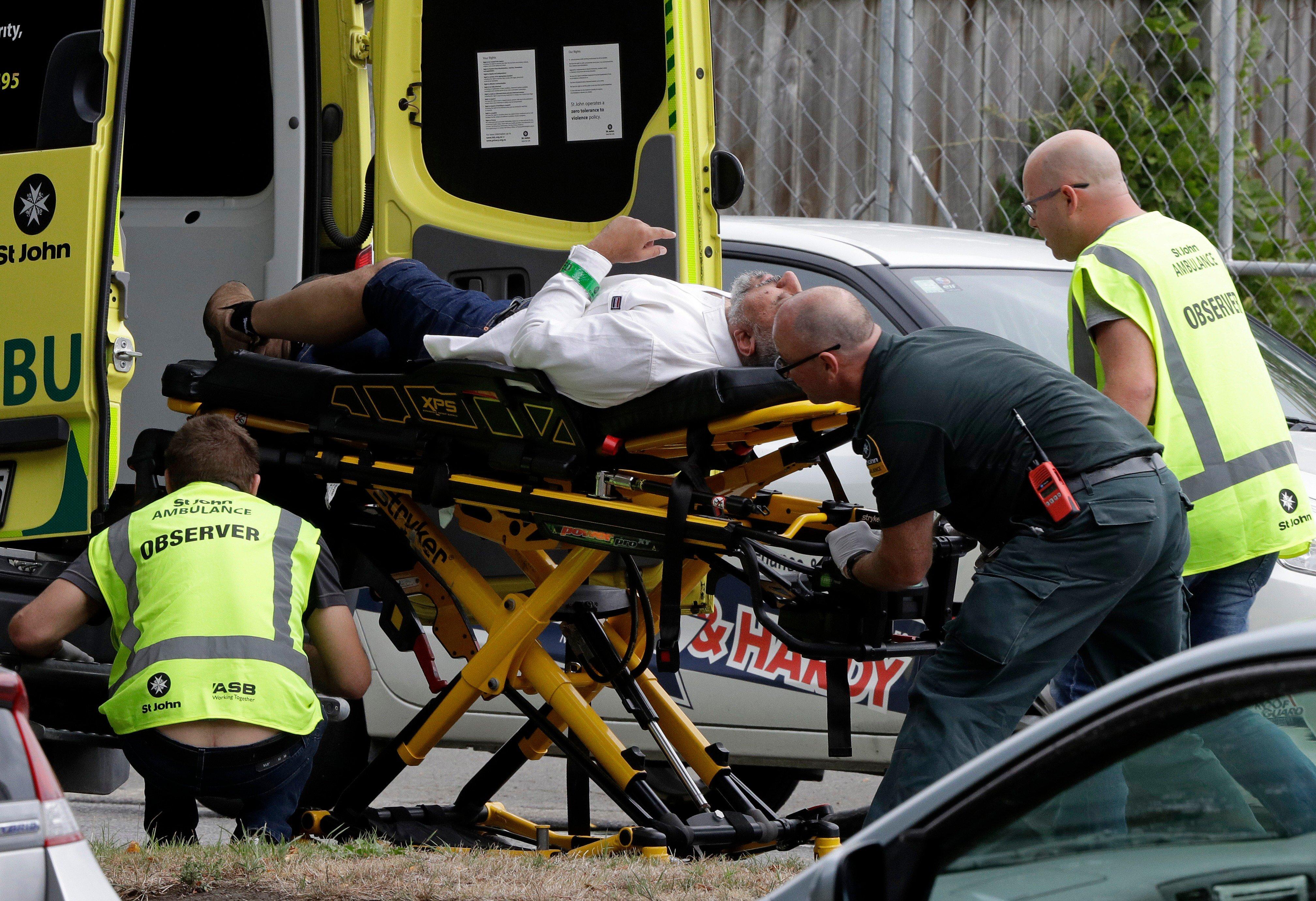 मस्जिद पर आतंकी हमला: मुस्लिम देशों ने न्यूज़ीलैंड सरकार से सख्त कार्रवाई करने की मांग की!