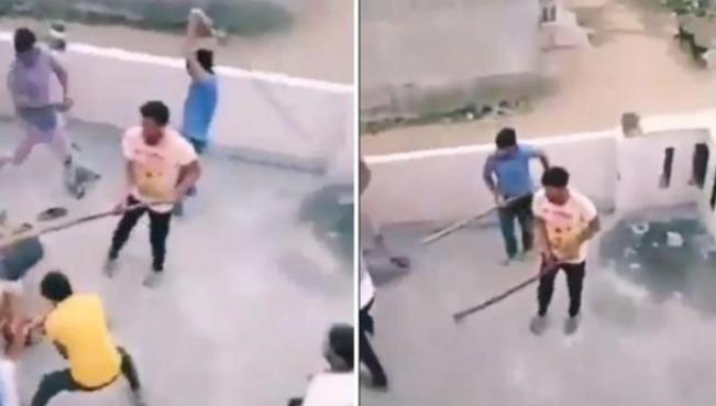 गुरुग्राम मुस्लिम परिवार पर हमला: अब तक सिर्फ़ तीन हिन्दूवादी गुंडों को किया गया गिरफ्तार!