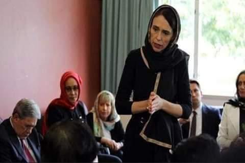 मस्जिद पर हमला: न्यूजीलैंड की पीएम ने इस कानून में बदलाव करने के दिए संकेत!