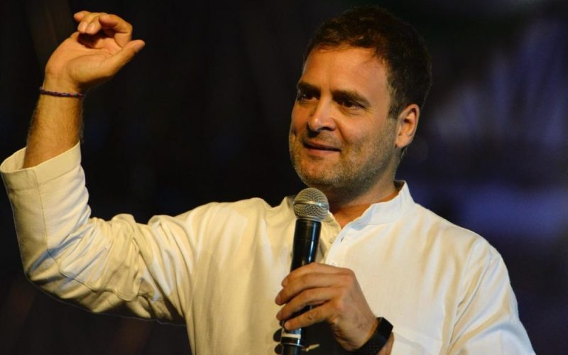 राहुल गांधी का कायल हुआ यह बॉलीवुड एक्टर, लिखा- कभी दादी और पिता के नाम पर वोट नहीं माँगा…